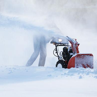 Gépesített hóeltakarítás